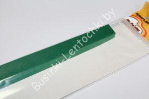 Набор бумаги (7мм) зелёная