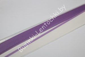 Набор бумаги (3мм) лиловая