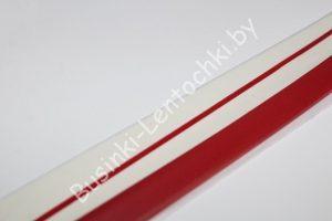 Набор бумаги (3мм) красная