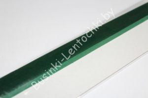 Набор бумаги (5мм) тёмно-зелёная