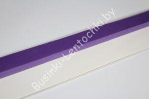 Набор бумаги (5мм) фиолетовая