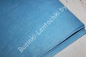 Фетр (1мм) голубой (85×50см)