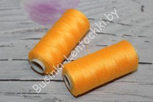 Нитки 40/2 №626 (300м) оранжевый неоновый