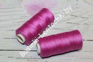 Нитки 40/2 №603 (300м) тёмно-лиловый