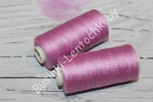Нитки 40/2 №161 (300м) тёмно-розовый