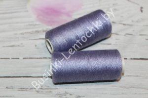 Нитки 40/2 №190 (300м) фиолетовый