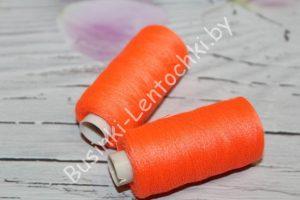 Нитки 40/2 №632 (300м) кислотно-оранжевый