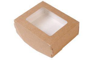 Крафт-коробка (9,5×8×3,5см) Tabox 300