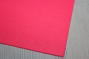 "Фетр (1мм) ""Gamma"" ярко-розовый (33×53см)"