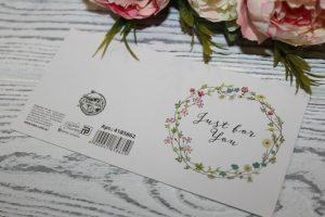 Мини-открытка (7×7см) №3