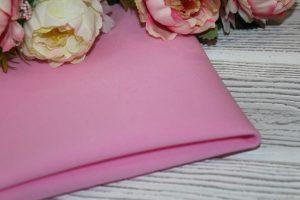 Фоамиран зефирный тёмно-розовый